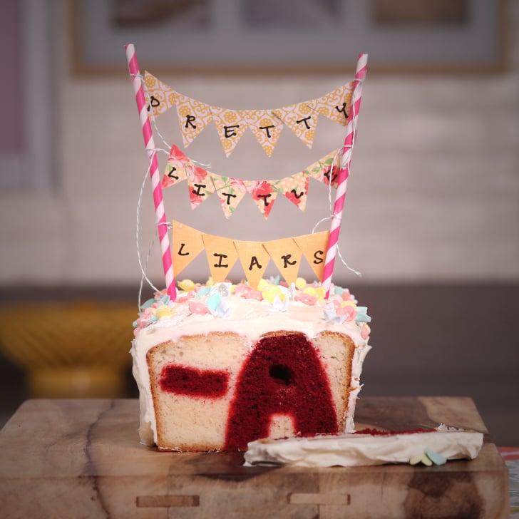 Pretty Little Liars Cake Popsugar Food