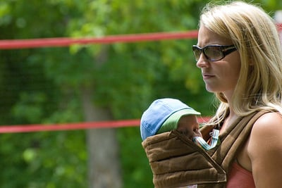 4 Tips for Choosing the Right Baby Carrier
