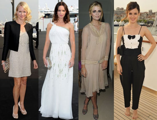 Pictures of 2010 Cannes Film Festival Naomi Watts, Emily Blunt, Rachel Bilson, Adrien Brody