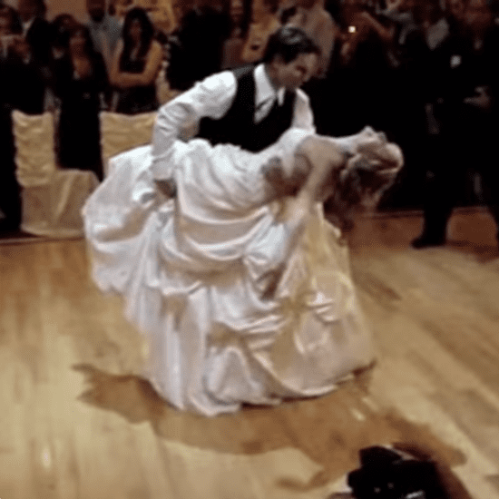 Scott McGillivray's Wedding Dance Video