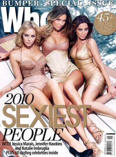 See Who Landed On Who Magazines Sexiest People Of 2010 List. All The Hot Pictures Here!
