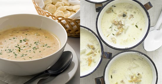 New England Clam Chowder Two Ways — Beginner and Expert