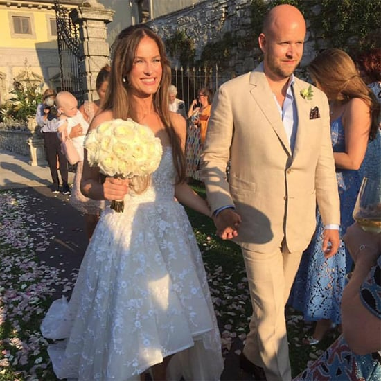 Spotify Founder Daniel Ek's Bride's Wedding Dress