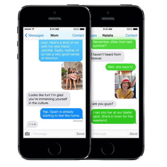 Apple Sued Over iMessage