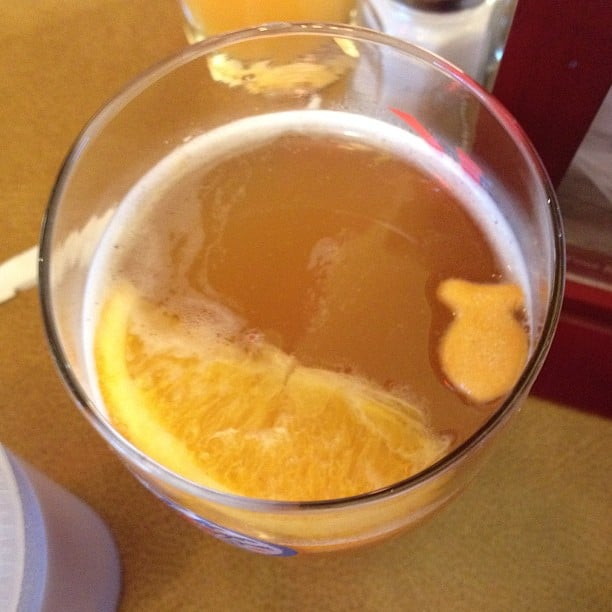 Your Beer Has Floaters