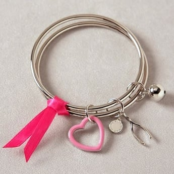 There's Still Time to Win This Marc by Marc Breast Cancer Bracelet!