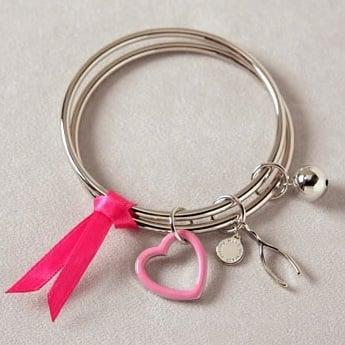 Win Marc's Pretty Breast Cancer Bracelet!