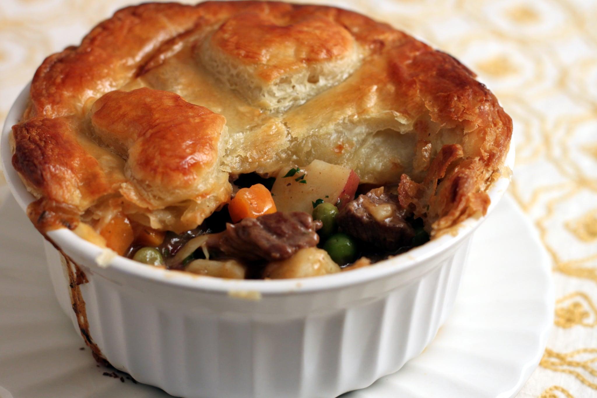 English Pot Pie