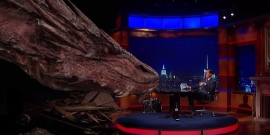 Smaug Thinks Benedict Cumberbatch Is A 'Hack'