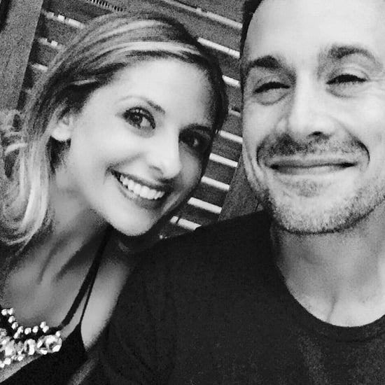 Sarah Michelle Gellar and Freddie Prinze Jr. March 2015