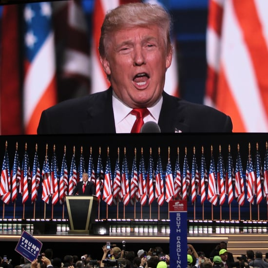 What It Was Like Listening to Trump's Speech at the RNC