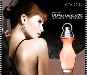 James Bond Quantum of Solace Bond Girl 007 Perfume