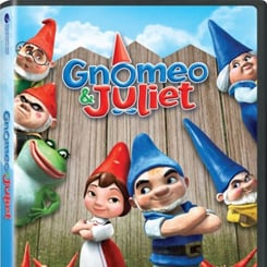 I Am Number Four and Gnomeo and Juliet Released on DVD May 24, 2011