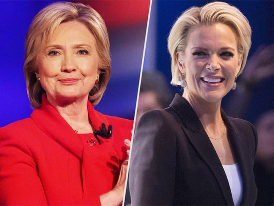 Hillary Clinton Talks Megyn Kelly, Sexism in the 2016 Race, and the 'Special Amount of Venomous Commentary About Women'