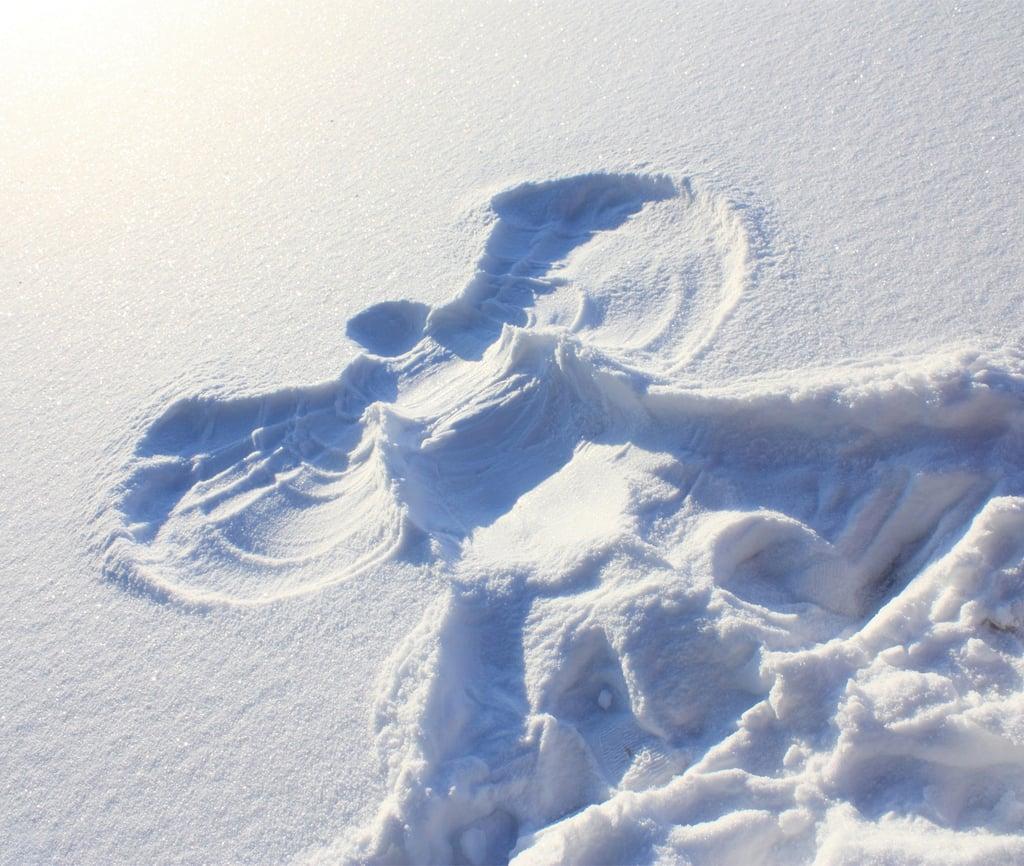 Make a Snow Angel
