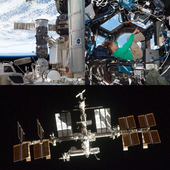 The ISS Will Crash Into the Pacific