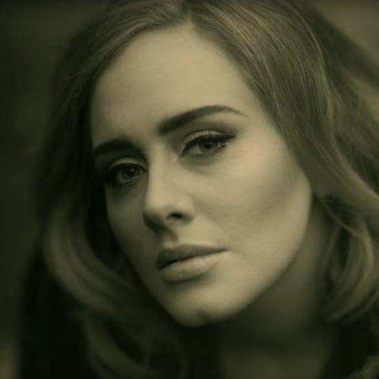 "Adele ""Hello"" Music Video"