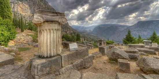Truffles, Trahana and Delphi Oracles