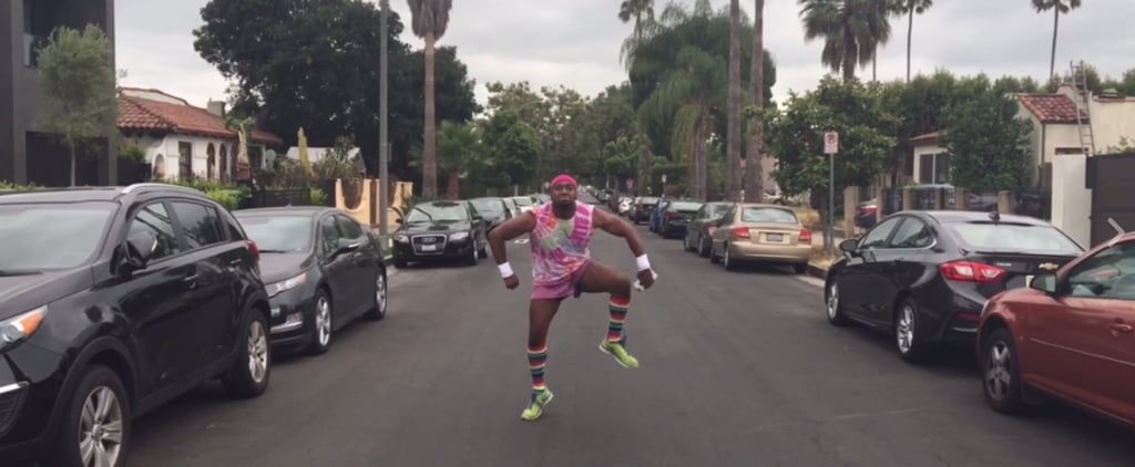 The Jogging Man Challenge Is the Latest Trend You'll See This Summer
