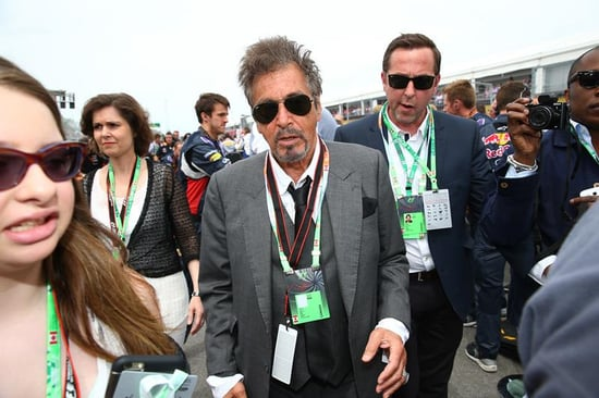 Al Pacino in Manglehorn movie review