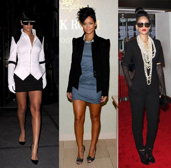 Rihanna Halloween Costume How-To