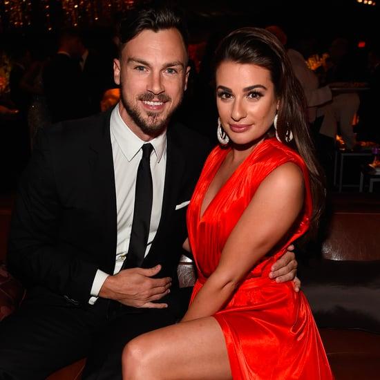 Lea Michele and Matthew Paetz Break Up 2016