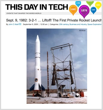 This Day in Tech Recognizes Momentous Days in Tech History