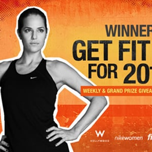 Winners of Get Fit For 2011 Challenge