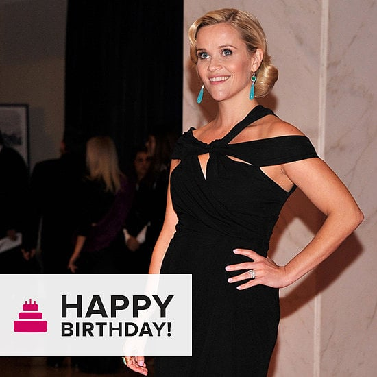 We wished a happy birthday to the always lovely Reese Witherspoon.