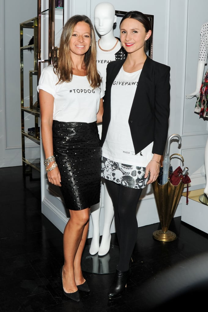 Michelle Smith at the Milly for Friends of Finn t-shirt collection launch.