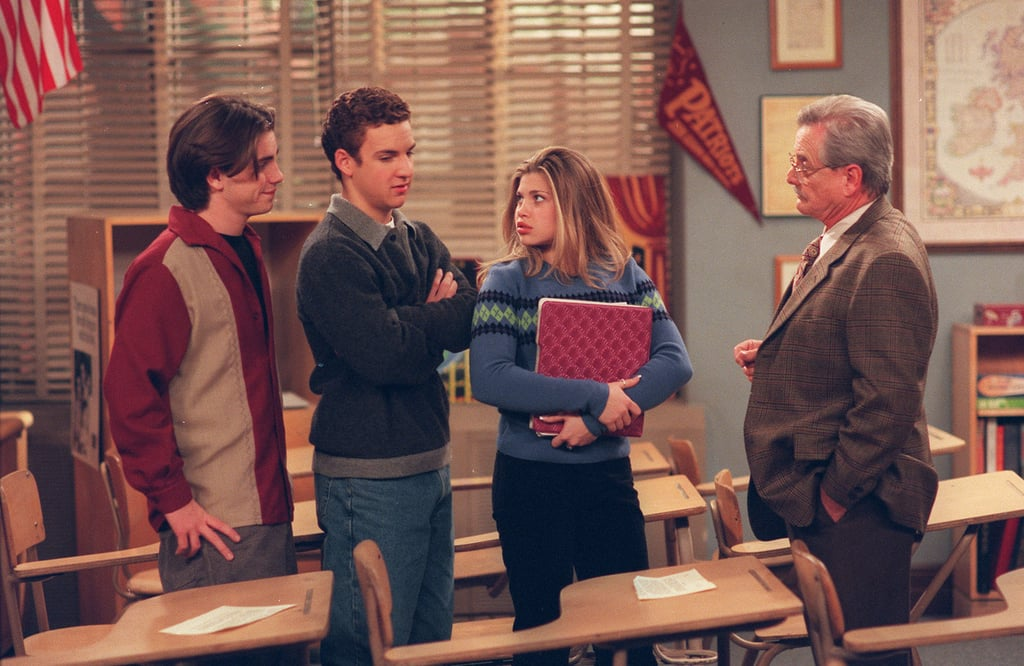 8 Life Lessons You Learned From Mr. Feeny