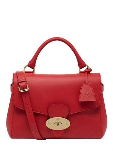 Mulberry - Primrose Polished Leather Top Handle