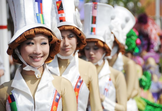 Pictures From the Shanghai World Expo