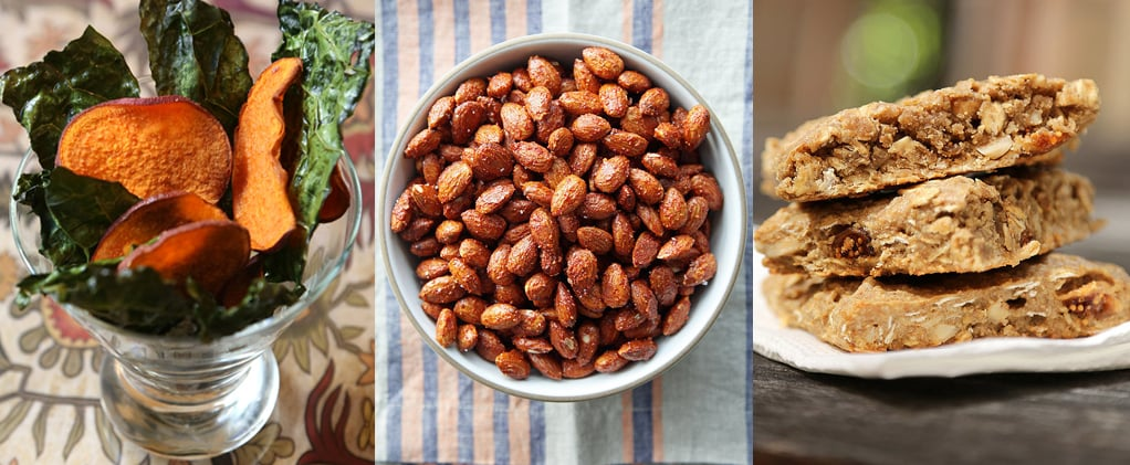 20 Homemade Snacks to Ward Off Between-Meal Hunger