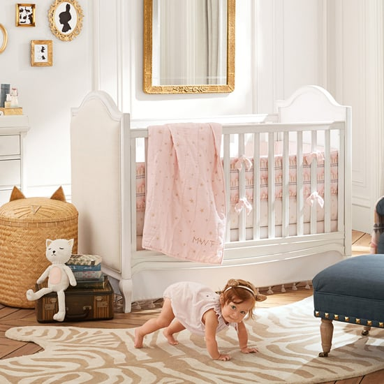 Pottery Barn Kids Nursery Room Collection