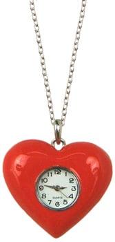 Trend Alert: Watch Necklaces