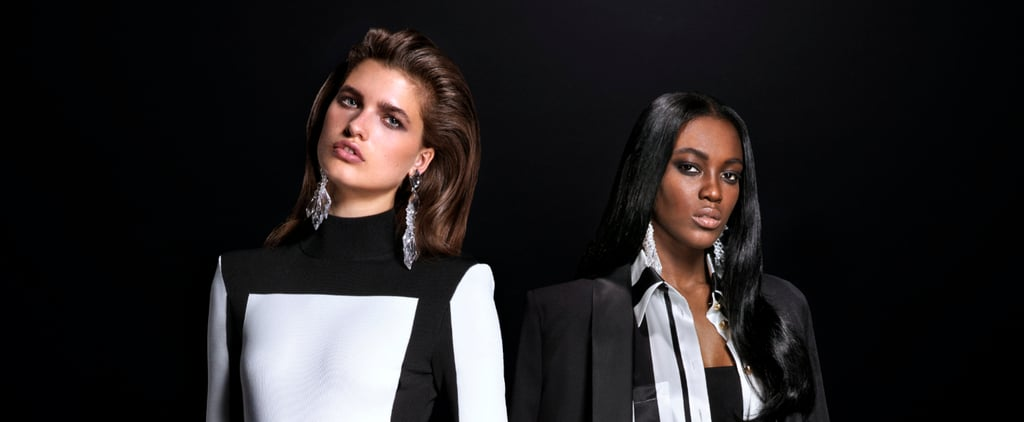 Balmain x H&M Hits Stores Today