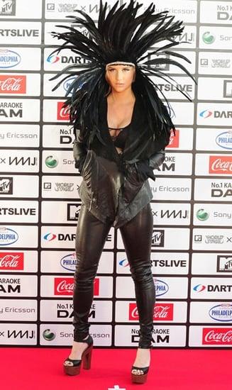 Ke$ha at 2010 MTV World Stage VMAJ Awards