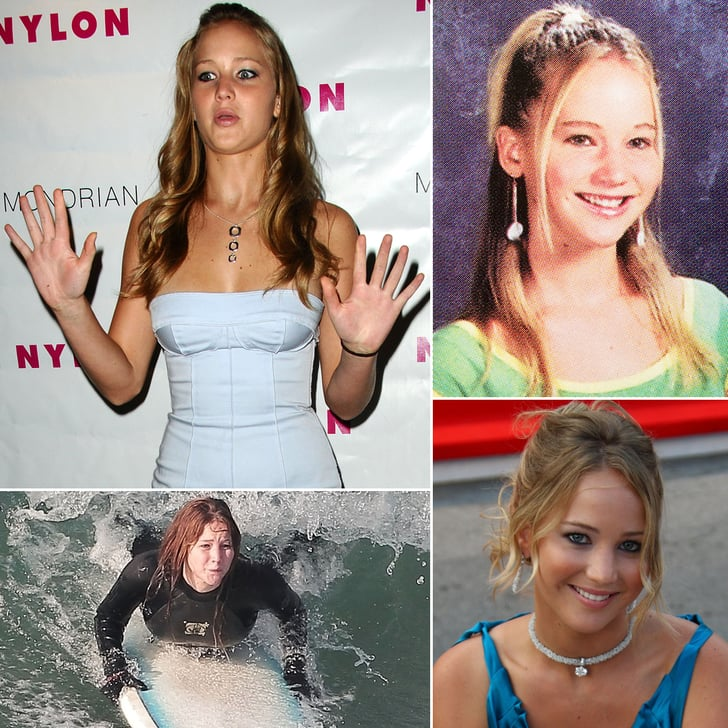 23 Times Jennifer Lawrence Was Awesome Before She Was Super Famous