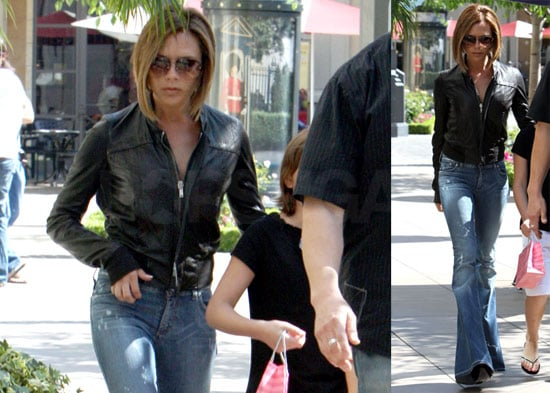 Victoria Beckham Voted Third Most Influential Woman in Entertainment