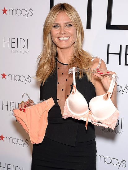 Heidi Klum Says She'll Always Love Bras and Romance (But Won't Get Married Again!)