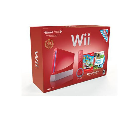 Special Mario Edition Wii and DSi XL
