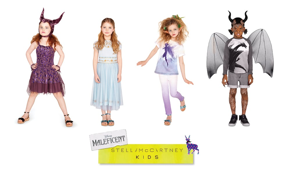 Stella McCartney Maleficent Kids Collection
