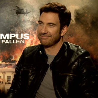Dylan McDermott Interview About Olympus Has Fallen