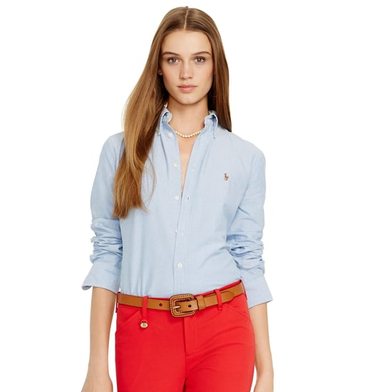 Stock Up on Sophistication at Ralph Lauren