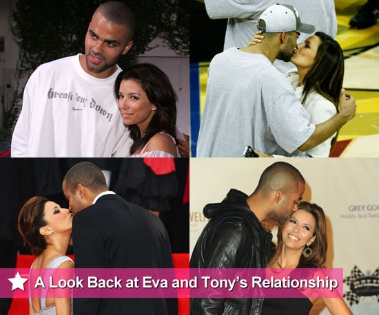 Photos of Eva Longoria and Tony Parker's Relationship After News of Their Divorce