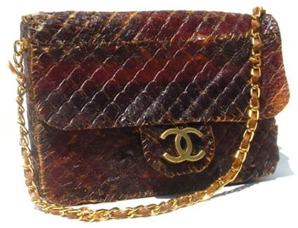 Behold! The Beef Jerky Chanel Bag