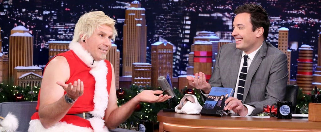 "Will Ferrell Has the ""Balls to Deck the Halls"" as America's New Santa Claus"
