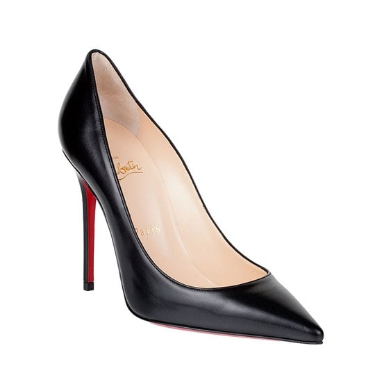 Heels, approx $592, Christian Louboutin at Shop Savannahs