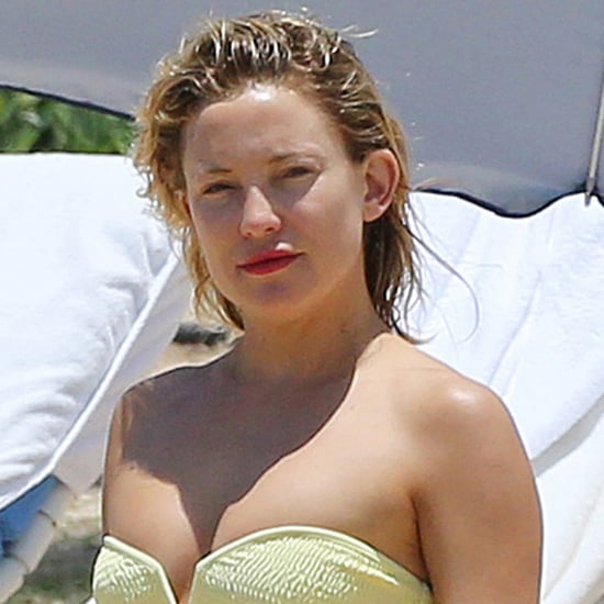 Kate Hudson in a Bikini in Hawaii With Goldie Hawn June 2016